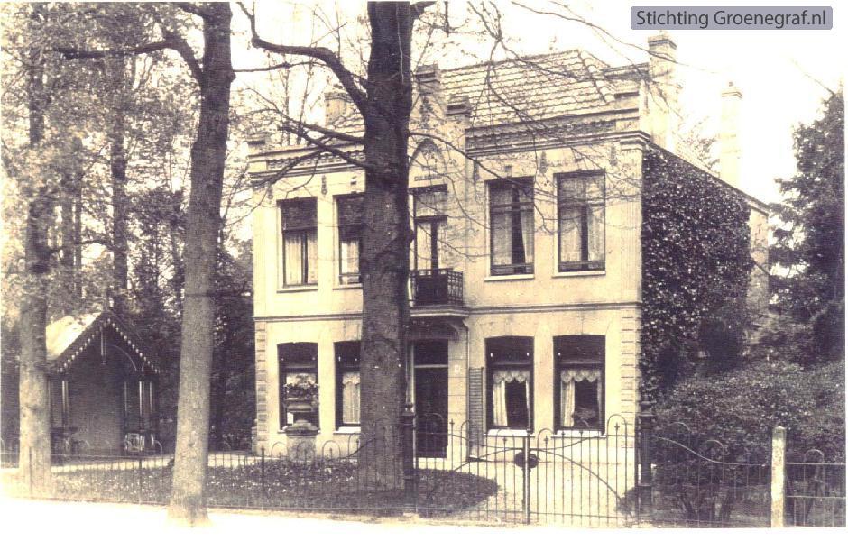 Villa Klein Guldenhof, Eemnesserweg