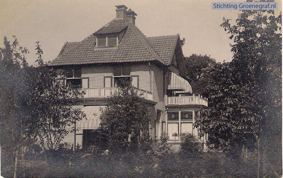 Een onbekende villa