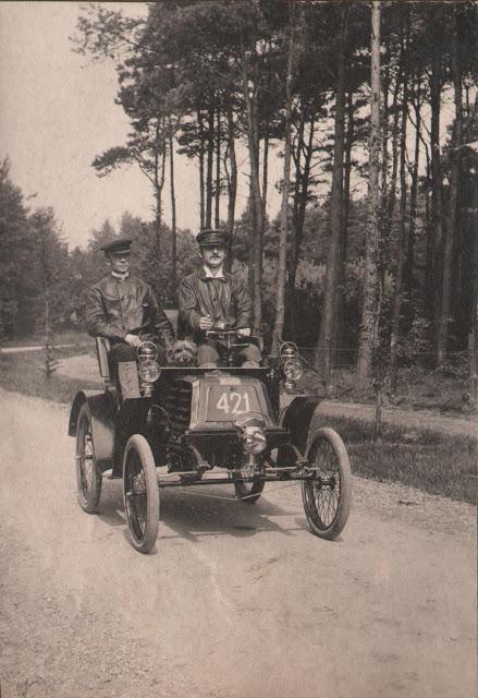 Oude Baarnse automobielen