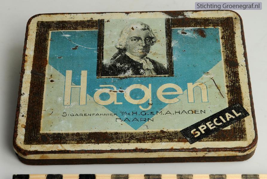 Sigarenfabriek Hagen