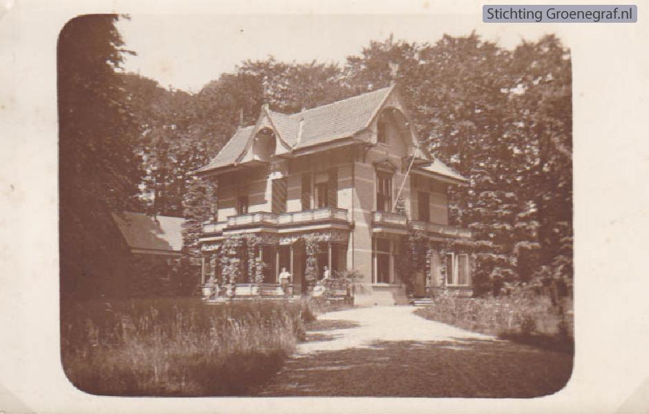 Wie, wat, waar: Villa de Hoek