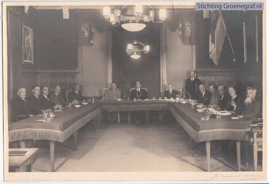 Wie, wat, waar: De Baarnse gemeenteraad door de jaren heen