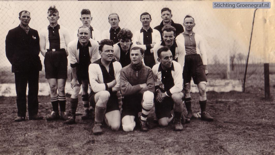 Een Baarns voetbalelftal